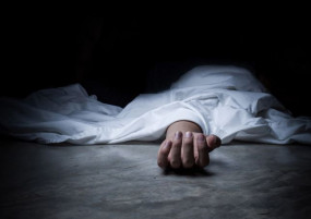 मोबाइल कंपनी की तार खींच रहे कर्मचारी को लगा करेंट, मौत