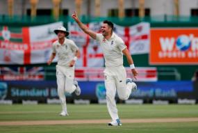 रिकॉर्ड: एंडरसन ने 28वीं बार टेस्ट में झटके 5 विकेट, इयान-अश्विन को पीछे छोड़ा
