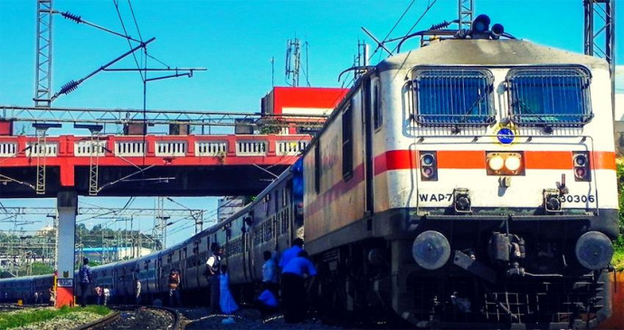 सुविधा: अब ऑनलाइन चार्ट देखकर कर सकेंगे रेलवे में टिकटों की बुकिंग