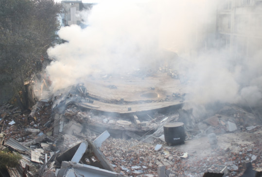 ठाणे में फैक्ट्री में विस्फोट, 1 की मौत, 2 घायल