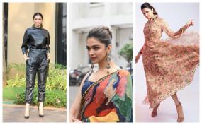 Fashion: दीपिका पादुकोण के वे लुक्स, जो हर किसी को बना देंगे दीवाना
