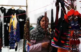 काबुल में पहला स्ट्रीट फैशन शो आयोजित