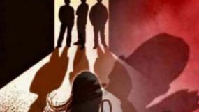 मध्यप्रदेश जा रही महिला के साथ गैंगरेप करने वाले चारो आरोपी गिरफ्तार