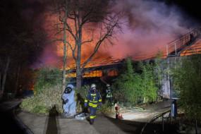जर्मनी: 2020 के पहले ही दिन क्रेफेल्ड जू में लगी आग, 30 जानवरों की दर्दनाक मौत