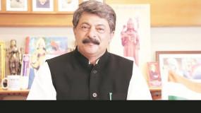 दावा: एक ब्राह्मण ने तैयार किया था संविधान का ड्राफ्ट- गुजरात विधानसभा अध्यक्ष