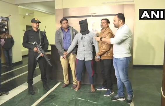 वड़ोदरा : गुजरात ATS ने किया ISIS आतंकी को गिरफ्तार, तमिलनाडु का था वॉन्टेड