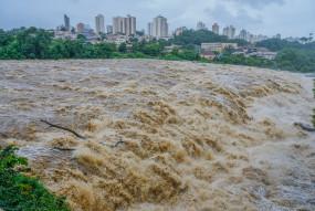 ब्राजील में भारी बारिश के कारण मृतकों की संख्या 45 हुई
