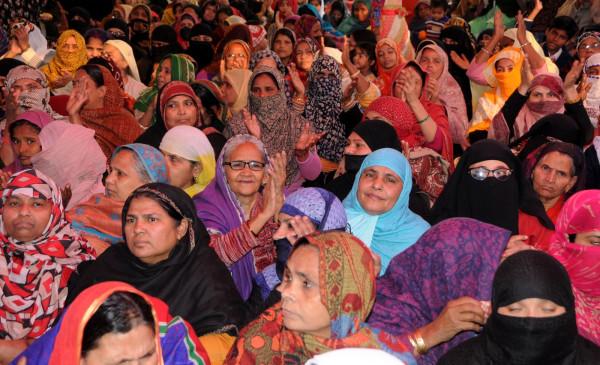 उम्मीद है संसद में हमारी बात कही-सुनी जाएगी : शाहीन बाग की महिलाएं