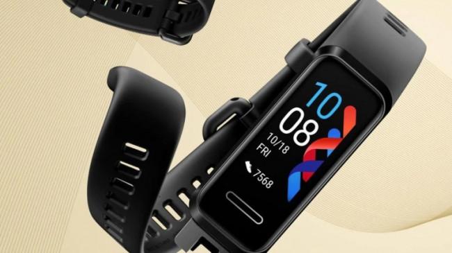 टेक: Huawei Band 4 की पहली बिक्री 1 फरवरी से, जानें इसकी कीमत और फीचर्स