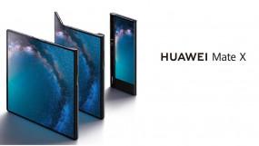 रिपोर्ट: Huawei हर महीने बेच रही 1 लाख फोल्डेबल Mate x स्मार्टफोन