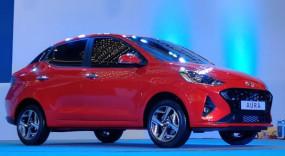 ऑटो: Hyundai Aura भारत में लॉन्च, शुरुआती कीमत 5,79,900 रुपए
