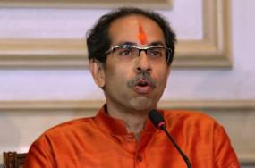 महाराष्ट्र: मैं चला रहा हूं तीन पहिए की सरकार- उद्धव ठाकरे