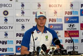क्रिकेट: स्मिथ ने कहा, मैं अविश्वस्नीय कोहली को सारे रिकॉर्ड तोड़ते हुए देख रहा हूं