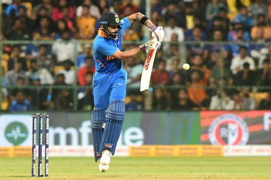 आईसीसी रैंकिंग : टेस्ट में कोहली शीर्ष पर, रहाणे आगे बढ़े