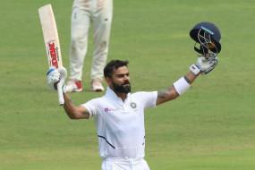 ICC Test Rankings : कोहली टॉप पर कायम, पुजारा-रहाणे फिसले