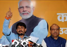 भाजपा ने जनता को केजरीवाल से 5 गुना ज्यादा न दिया तो ले लूंगा संन्यास : मनोज तिवारी