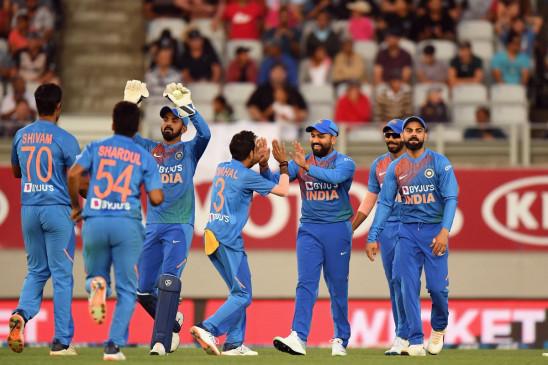 IND VS NZ: तीसरे टी-20 मैच के लिए हैमिल्टन पहुंची टीम इंडिया, BCCI ने ट्विटर पर शेयर किया वीडियो