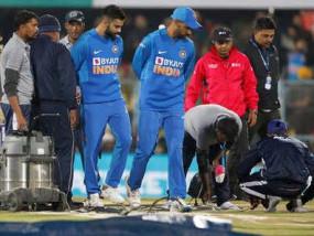 IND VS SL: खराब क्वालिटी के पिच कवर से खुश नहीं है बीसीसीआई