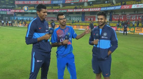 IND VS SL: सैनी ने कहा- जसप्रीत बुमराह से यॉर्कर सीखी, वे हमेशा सटीकता की बात करते हैं