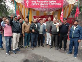 भारत बंद - हड़ताल से प्रभावित हुआ करोडों का कारोबार