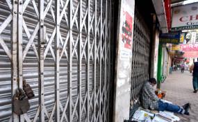 भारत बंद का उप्र में मिला-जुला असर