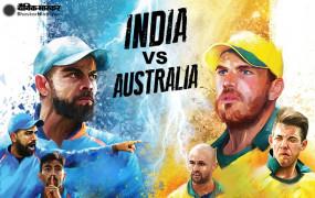 IND VS AUS: पहला वनडे आज, ऑस्ट्रेलिया से हार का हिसाब बराबर करना चाहेगी टीम इंडिया