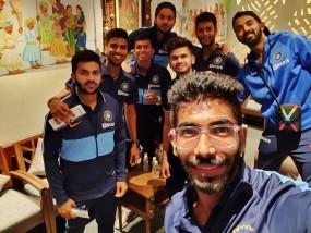 IND VS NZ: भारतीय टीम न्यूजीलैंड रवाना, रोहित-बुमराह ने सोशल मीडिया पर शेयर की फोटो
