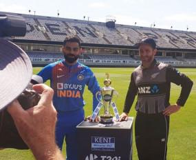 IND VS NZ: पहला टी-20 कल, जीत के साथ सीरीज की शुरुआत करना चाहेगी टीम इंडिया