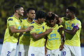 ISL-6 : केरला ब्लास्टर्स लौटी जीत की राह, हैदराबाद को 5-1 से हराया