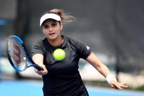 टेनिस : मां बनने के 2 साल बाद सानिया की विजयी वापसी, होबार्ट इंटरनेशनल के क्वार्टर फाइनल में पहुंचीं