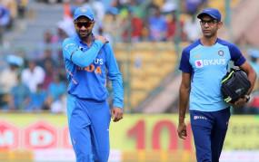 NZ सीरीज: भारत के वनडे टीम की घोषणा, चोट के चलते धवन बाहर, शॉ को मिला मौका