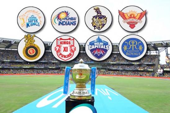 आईपीएल-2020 : इस सीजन एक दिन में नहीं होंगे दो मुकाबलें, फाइनल 24 मई को