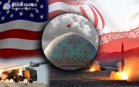 War:अमेरिका के खिलाफ जंग के लिए तैयार ईरान ! जामकरन मस्जिद पर फहराया लाल झंडा