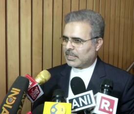 दिल्ली: ईरानी राजदूत बोले- हम युद्ध नहीं चाहते, भारत की शांति की पहल का करेंगे स्वागत