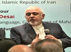 दिल्ली: ईरान के विदेश मंत्री बोले- अमेरिका को बातचीत के लिए मना सकता है भारत