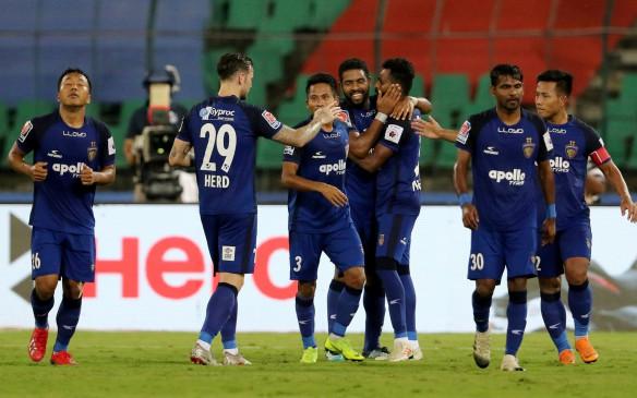 ISL-6 : बालायोगी स्टेडियम में चेन्नइयन का सामना करेगा हैदराबाद