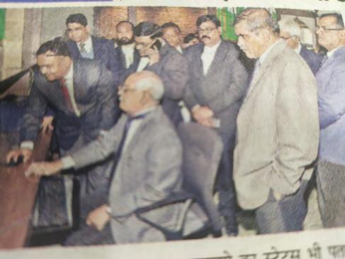 जबलपुर का जिला न्यायालय देश में पहला, पक्षकारों को मिलेगी आदेश की ऑनलाईन कॉपी