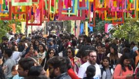 जोरदार सत्रों के साथ जयपुर लिटरेचर फेस्टिवल का आगाज