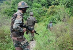 जम्मू : मुठभेड़ में आतंकवादी ढेर