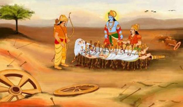जयंती: जानें भीष्म पितामह को क्यों लेटना पड़ा बाणों की शैय्या पर, श्री कृष्ण ने बताई थी ये बात