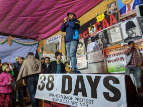पुलिस खामोश : दिल्ली के निजामुद्दीन में बना दूसरा 'शाहीन बाग' लोगों ने लगाए तंबू