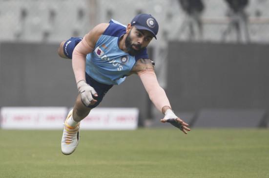 क्रिकेट: भविष्य की टीम तैयार करना चाहते हैं कोहली