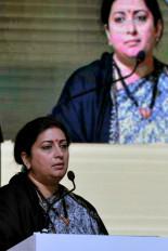 कोटा में बच्चों की मौत से एक मां होने के नेता आहत हूं : स्मृति ईरानी