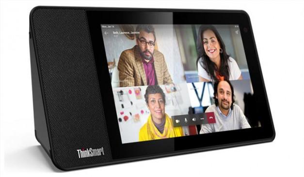 घोषणा: Lenovo जल्द लॉन्च करेगी थिंक स्मार्ट व्यू डिस्प्ले