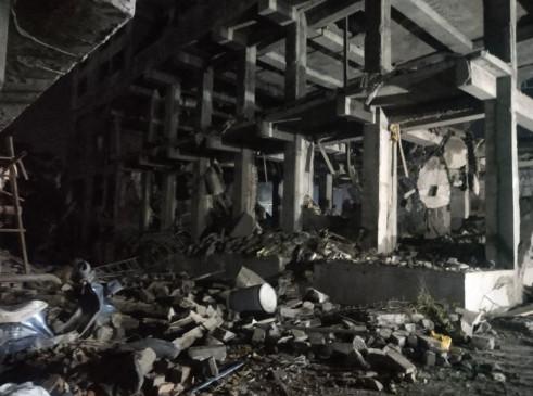 महाराष्ट्र: पालघर की कैमिकल फैक्ट्री मेंलगी भीषण आग, 5 की मौत, 6 घायल