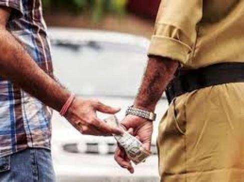 रिश्वतखोरी में महाराष्ट्र पुलिस ने राजस्व विभाग को पछाड़ा