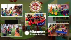 मध्य प्रदेश: अगले महीने बिना बजट के 800 नए प्ले स्कूल शुरू करेगी सरकार