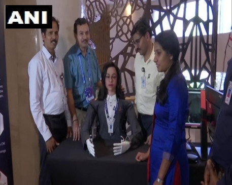 Image result for ISRO to Send a Woman, Albeit Robot, to Space Before Astronauts