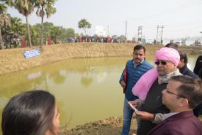 बिहार में 33 हजार से अधिक तालाबों का होगा जीर्णोद्घार