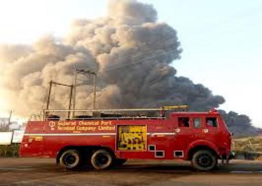 बदलापुर के केमिकल फैक्टरी में धमाके से एक की मौत